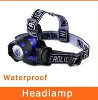 5w cree headlamp